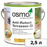 430 Anti-Rutsch Terrassen-Oil 2,5 л
